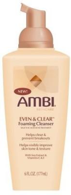 AMBI morning burst shine control facial cleanser