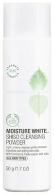The Body Shop Moisture White Shiso Cleansing Powder