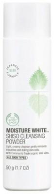 The Body Shop Moisture White Shiso Cleansing Powder(50 g)
