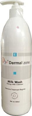 O3+ Dermal Zone Milk Wash Energy Milk