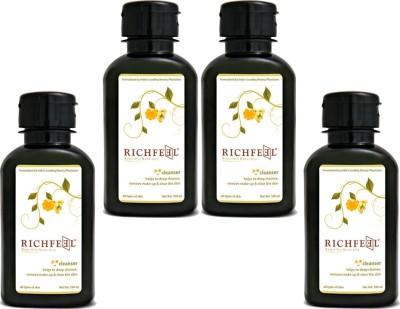 Richfeel Skin Cleanser Pack Of 4