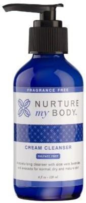 Nurture My Body coconut milk cleanser