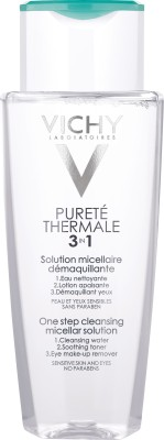 Vichy Purete Thermale 3 in 1 one stop Cleansing Micellar Solution
