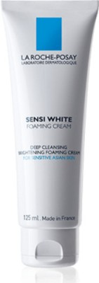 La Roche Posay Sensi White Foaming Cream(125 ml)