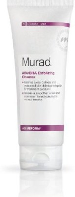 Murad aha/bha exfoliating cleanser, step 1 cleanse/tone