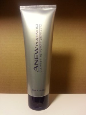 Avon Anew essentail skin care facial cleanser