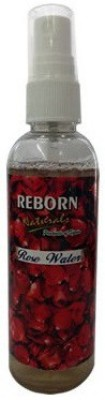 Reborn naturals Rosewater-Pack of 12pc