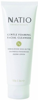 Natio Aromatherapy Gentle Foaming Facial Cleanser,
