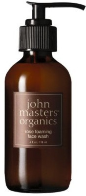 John Masters Organics Rose Foaming Face Wash
