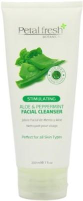 Petal Fresh cleanser creamy face & eye foam cleanser for women