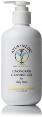 Ayur-Medic lemongrass cleansing gel
