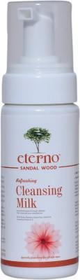 Eterno Ayurvedic Natural Sandalwood Cleansing Milk