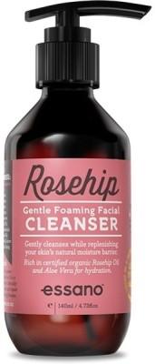 Rosehip Gentle Foaming Facial Beauty Wash