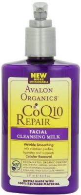 Avalon Organics vitamin c renewal hydrating cleansing milk