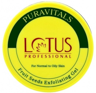 Lotus Professional Fruit Seeds Exfoliating Gel