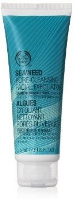 The Body Shop Seaweed Pore-cleansing Facial Exfoliator