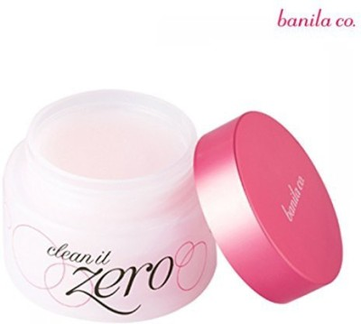 Banila co. visibly bright daily cream cleanser