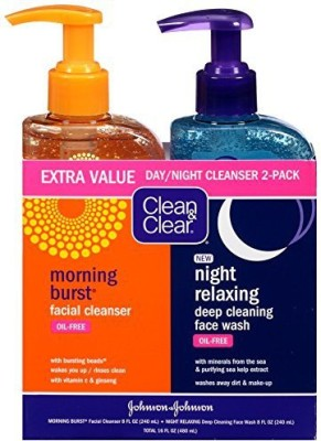 Clean & Clear Day / Night Pack