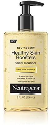 Neutrogena Healthy Skin Boosters Cleanser(266 ml)