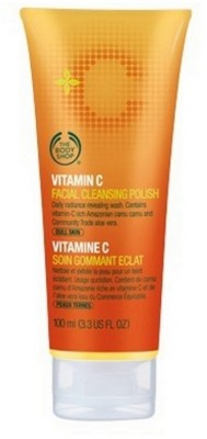 The Body Shop Vitamin C Facial Cleansing Polish(100 ml)