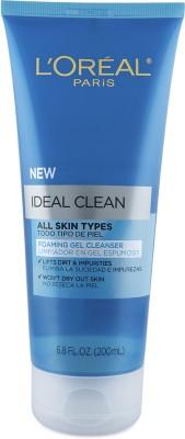 L,Oreal Paris Ideal Skin Gel Cleanser
