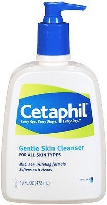 Cetaphil Gentle Skin Cleanser - For All Skin Types