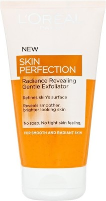 L,Oreal Paris Skin Perfection Radiance Revealing Gentle Exfoliator Cleansers