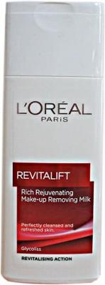 L,Oreal Paris Revitalift Make-Up Removing Milk