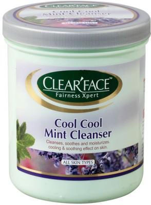 Clear Face Mint Gel Cleanser