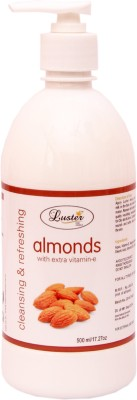 Luster Almonds Cleansing Milk(500 ml)