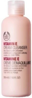 The Body Shop Vitamin E Cream Cleanser Regular
