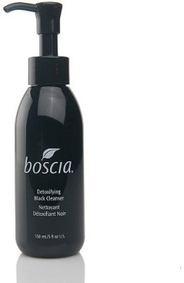 boscia detoxifying black cleanser