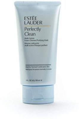 Estee Lauder Perfectly Clean Splash Away Foaming Cleanser, 4.2 Ounce