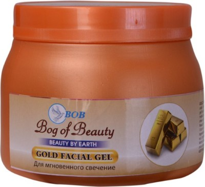 Bog Of Beauty Gold Facial Gel