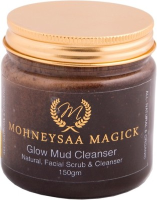 Mohneysaa Magick Glow Mud Cleanser