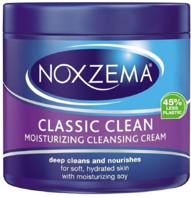 Noxzema Deep Cleansing Cream Plus Moisturizer Unisex