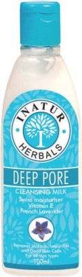 Inatur Herbals Deep Pore Cleansing Lotion