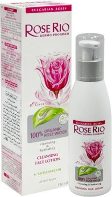 Rose Rio Cleasing, Hydrating Face Lotion