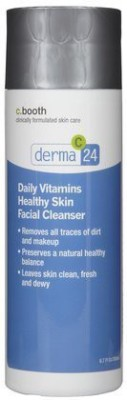 c. Booth derma daily vitamin facial cleanser