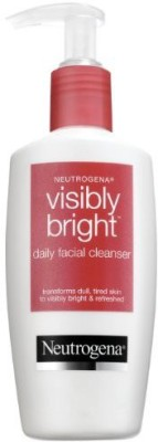 Neutrogena Visibly Bright Facial Cleanser(Pack of 2)