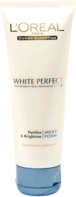 L,Oreal Paris White Perfect Purifying & Brightening Milky Foam