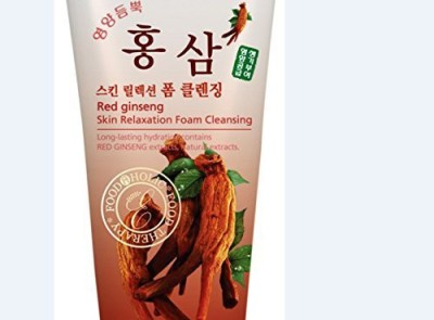 Foodaholic foaming facial cleanser