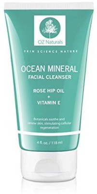 OZ Naturals This Organic Face Wash Is A Superior Cleanser