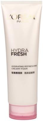 L,Oreal Paris Hydra Fresh Hydrating Refreshing Creamy Foam