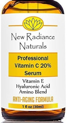 New Radiance Naturals Cleansing Oil