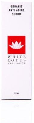 White Lotus Anti Aging Cleansing Oil
