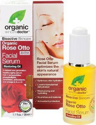 Dr Organic Cleansing Oil