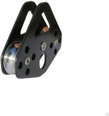 Vertical Tan_Steel Climbing Pulley