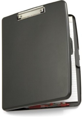 Officemate International Large Plastic Clipboard Case