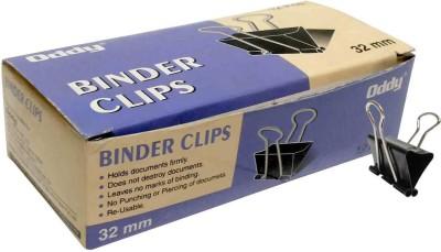 Oddy Smart Medium Nickel Plated Binder Clip